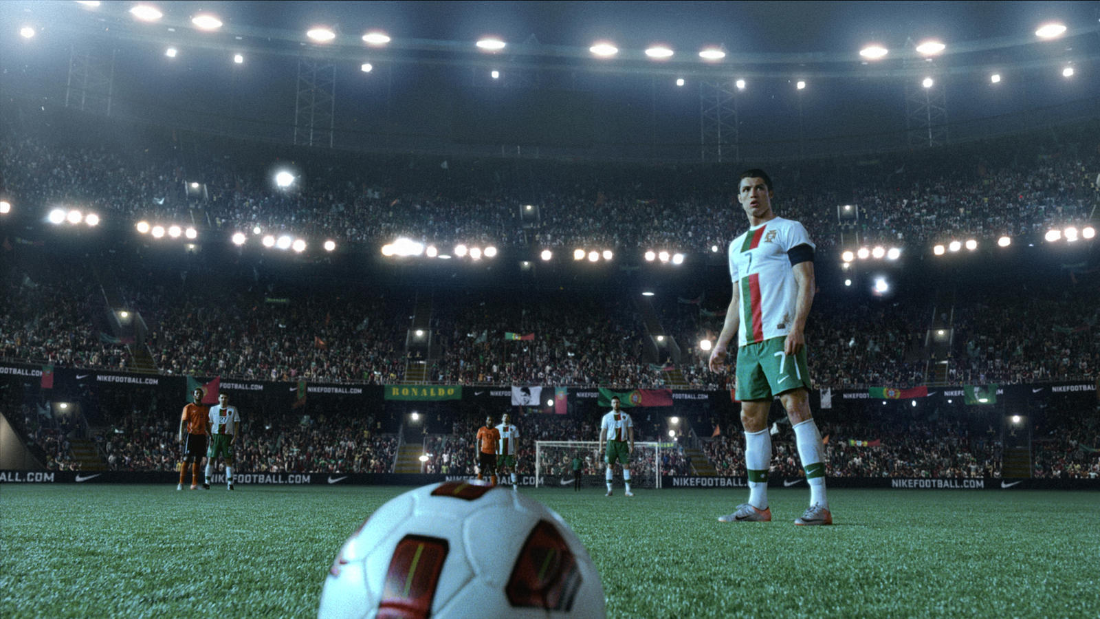 Nike Write the Future World Cup 2010