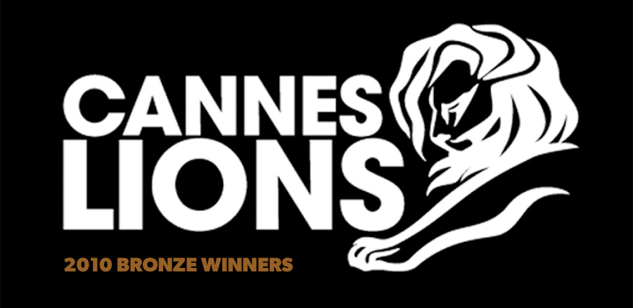 Cannes Lions 2010 Bronze Winners