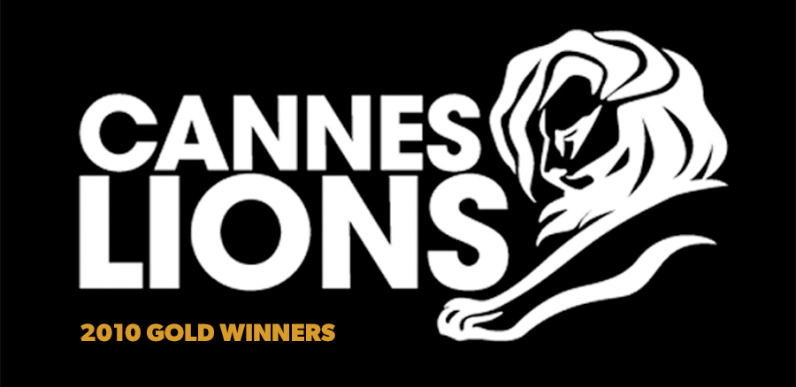 Cannes Lions 2010 Gold Winners