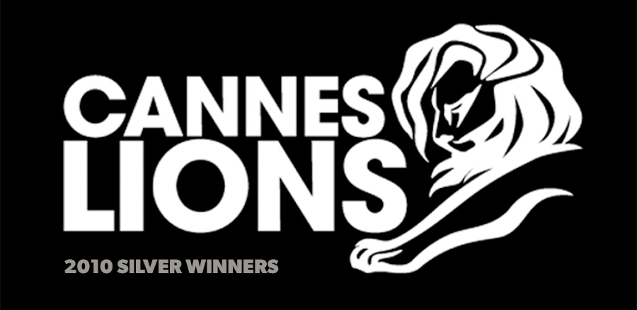 Cannes Lions 2010 Silver Winners