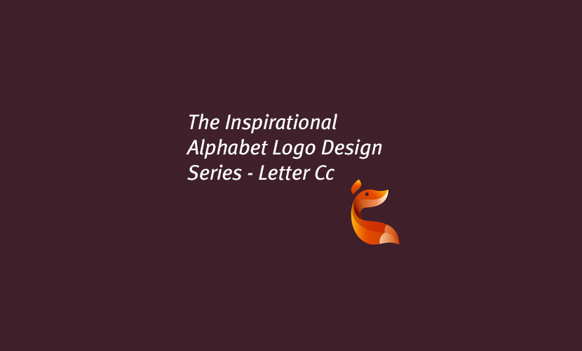 Inspirational Alphabet Logo Design: The Letter c
