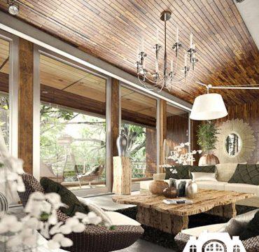 Heiress Interior Design Print Advertisement