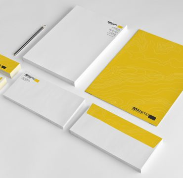 Terrapro Group Stationery